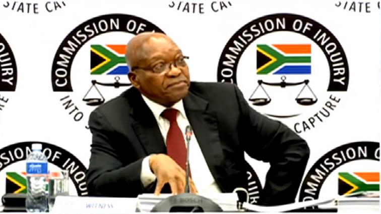 SABC News Jacob Zuma - Jacob Zuma lodges an application for the recusal of Chief Justice Raymond Zondo