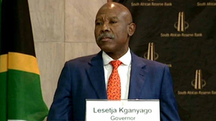 SABC News Lesetja Kganyago 1 - SARB keeps repo-rate unchanged at 3,5%