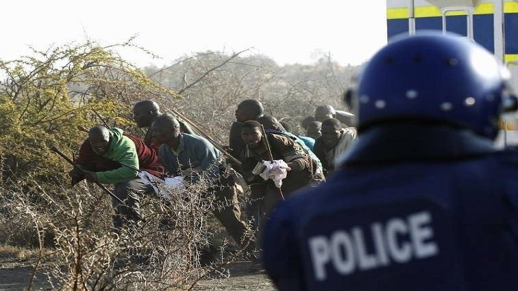 SABC News Marikana R - Head of Detectives deployed during Marikana massacre testifies
