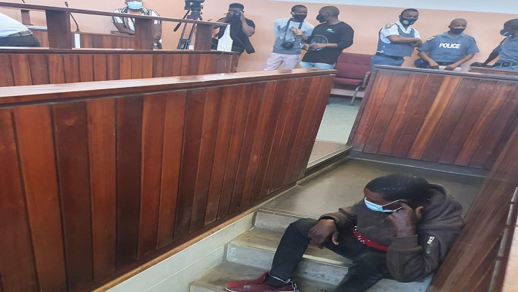 SABC News Murder P - Call for death penalty as man appears in court for E Cape six murders