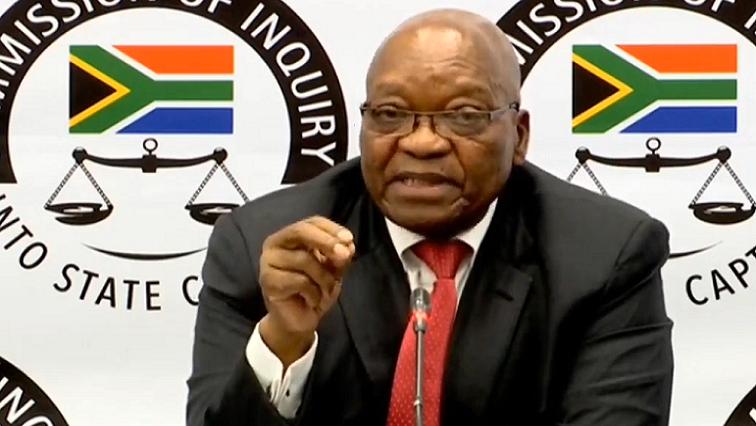 SABC News Zuma - State Capture to hear Zuma's application for Zondo's recusal on Monday