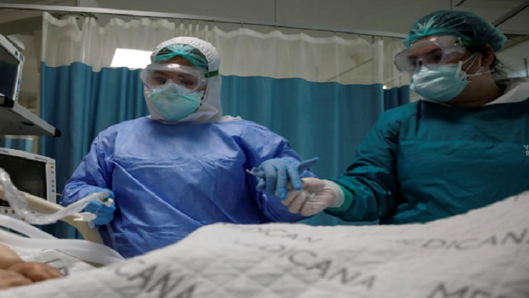 SABC News healthcare workers - Gauteng reiterates call to avoid large gatherings amid COVID-19