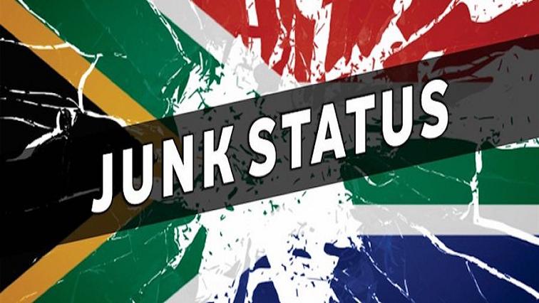 SABC News junk status Twitter @Our DA - Moody's, Fitch downgrades are votes of no confidence in economic reform agenda: DA