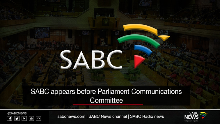 SABC ParlSite - LIVE | SABC appears before Parliament at 6pm amid retrenchments