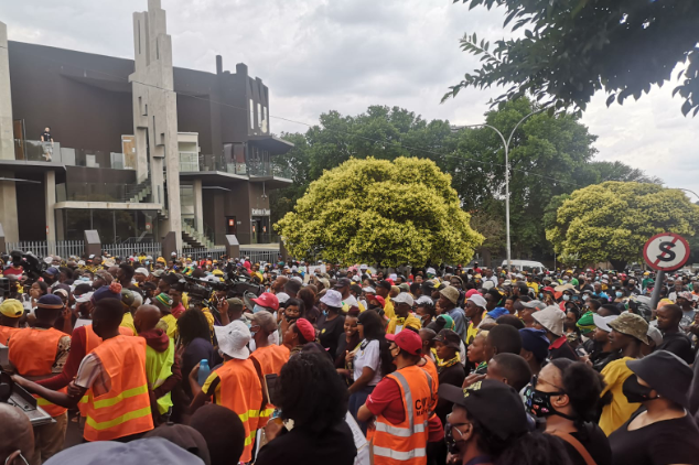 SABC strike - SANEF proposes independent mediation process over retrenchments at SABC