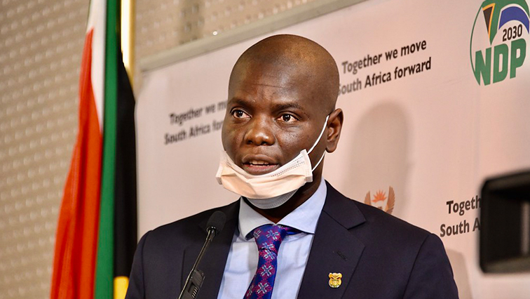 SABC News Ronald Lamola - Lamola expresses faith in Zondo following Zuma walk out
