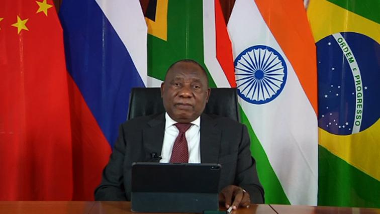 SABNews Ramaphosa @CyrilRamaphosaTwitter - Ramphosa calls on international community to support African countries