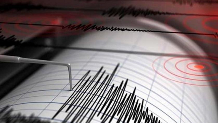 Tremor R - US Geological Survey confirms a tremor in Cape Town
