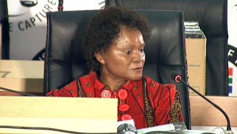 indexkwinana 1 - Kwinana to continue with SAA related testimony at State Capture Inquiry