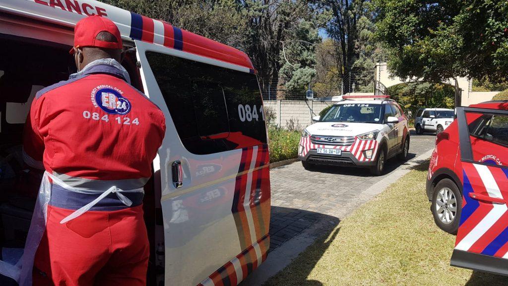 sabc news EMS ER24 1024x577 - Heavy rains lead to several fatalities on Gauteng roads