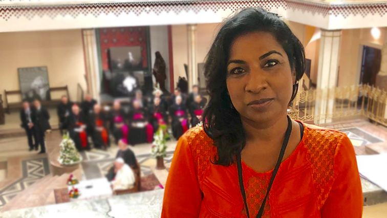 sabc news Ranjeni Munusamy @RanjeniMunusamy - Munusamy's explanation about allegations against her is enough not to doubt her competency: Mboweni