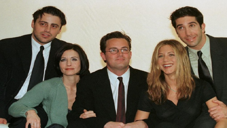 wake up 1 - Delayed 'Friends' reunion expected to film in March, Matthew Perry says