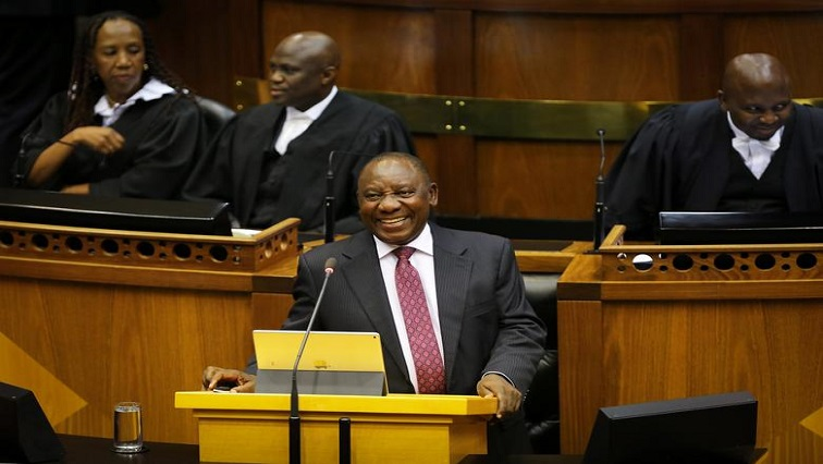 Cyril Ramaphosa 2 REUTERS - Ramaphosa to face first motion of no confidence
