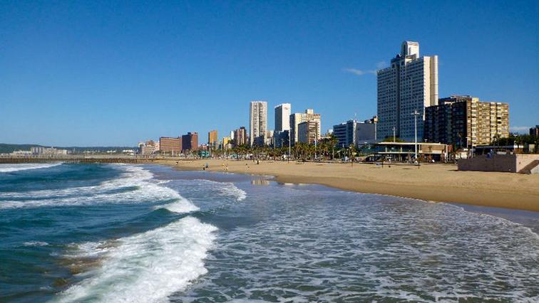 Durban beach1 Durban Tourism - Durban Metro Police deployed to KZN beaches