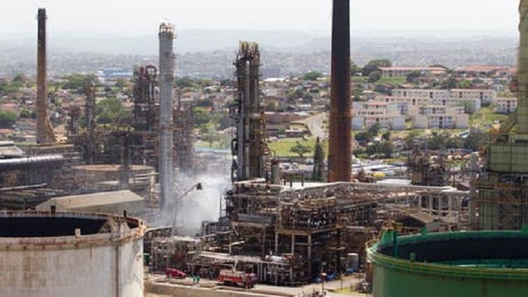 Engen Fire Durban Twitter @KZNGOV - South Africa to review petroleum product supplies after Engen refinery shutdown