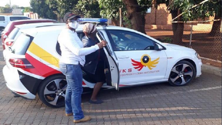 Hawks SAPS - Hawks arrest NGO Director for defrauding COVID-19 Relief Scheme