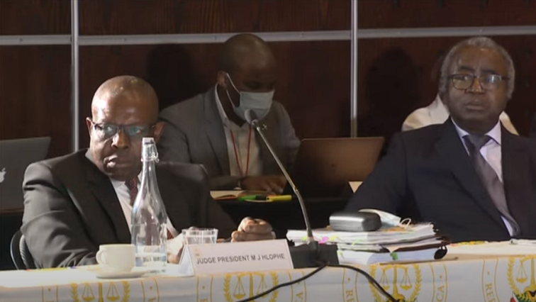 Hlophe - Hlophe denies meeting judges to influence them to rule in Zuma's favour