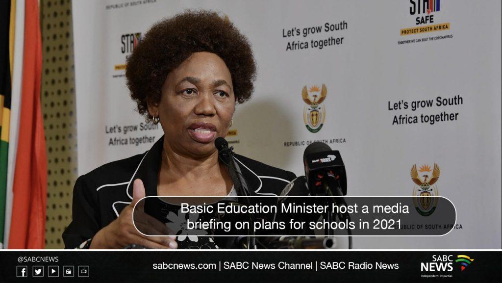 IMG 20201217 WA0005 1024x577 - LIVE: Angie Motshekga briefs media on 2021 state of readiness