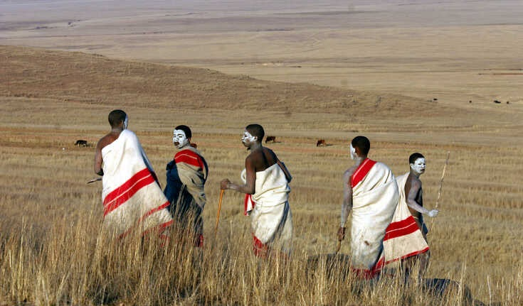 Initiation scchool REUTERS 2 - Contralesa to halt issuing permits to initiation schools