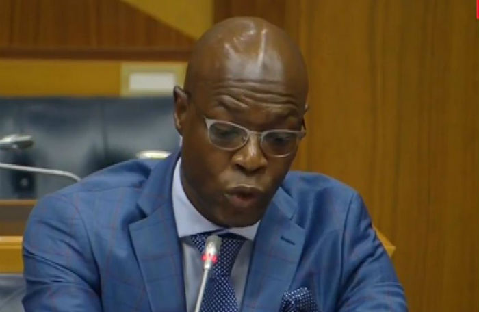 Koko 1 1 - Koko back in the hot seat at State Capture Inquiry