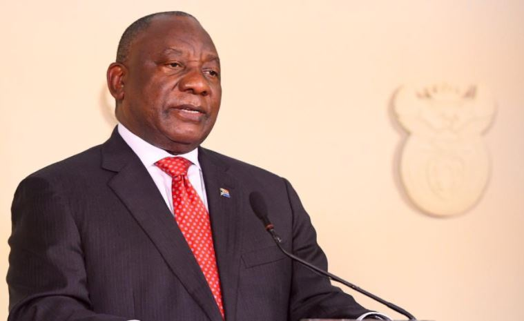 Ramaphosa @Presidency - Political parties react to COVID-19 festive season regulations