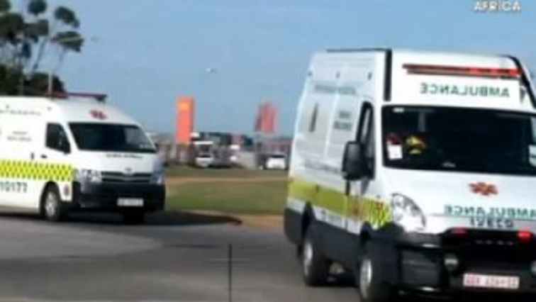 SABC News Ambulance - Northern Cape health criticised for delay in despatching new ambulances