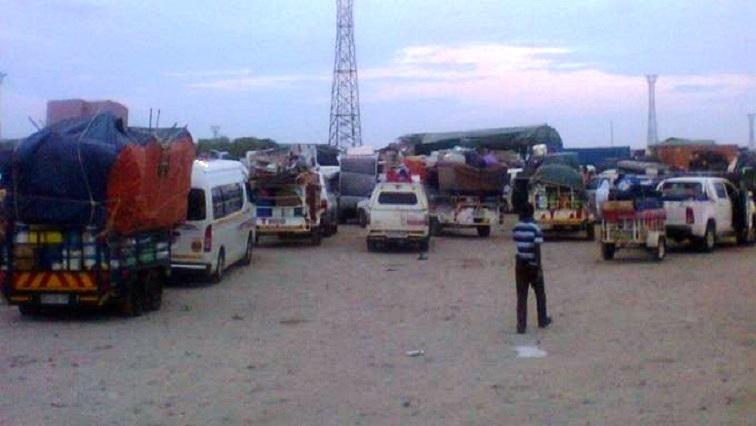 SABC News Beitbridge Border Twitter 1 - ICTA blames Zimbabwe government for congestion at Beitbridge border