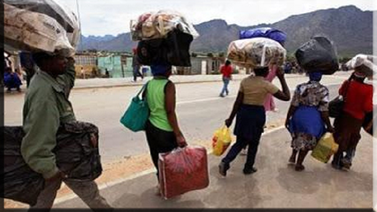 SABC News Beitbridge Twitter - Four travellers test positive for COVID-19 at Beitbridge Border post