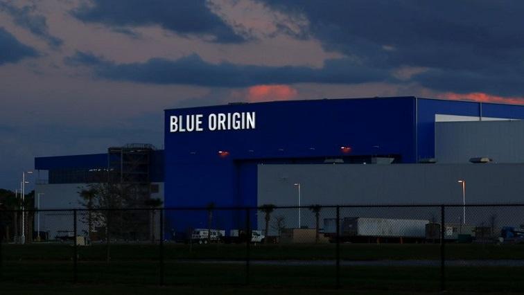 SABC News Blue Origin R - Bezos says Blue Origin will take the first woman to moon's surface