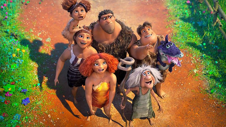 SABC News Croods - The Croods: A New Age' Tops Mild Box Office Again With $4.4 Million