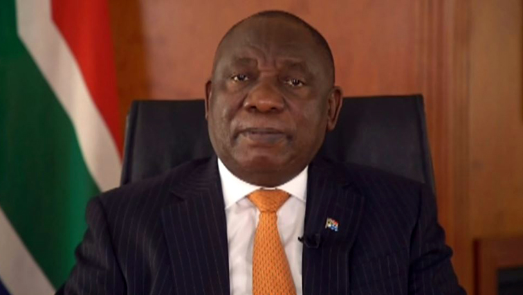 SABC News Cyril Ramaphosa - COVID-19 pandemic has united the nation: President