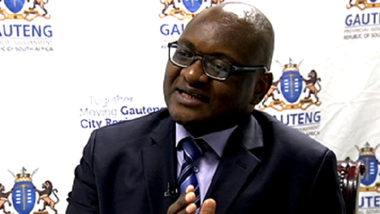 SABC News David Makhura - Gauteng government predicts a surge in COVID-19 infections this festive season