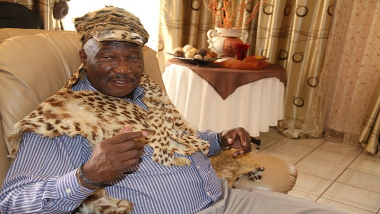 SABC News Dr Hlati drhlati.co .za  - SA traditional healer Dr Sylvester Hlati honoured for his work in traditional medicine