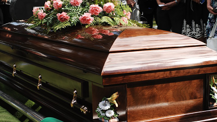SABC News Funeral R - Slain Eastern Cape family of six laid to rest