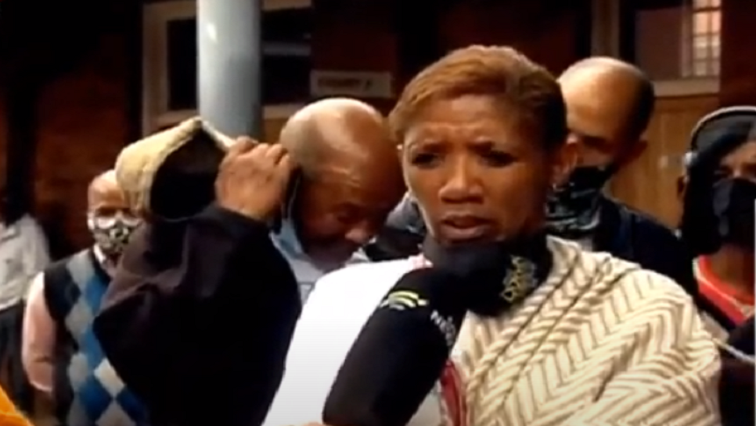 SABC News Julies family - Julies family devastated after officer implicated in his murder is granted bail