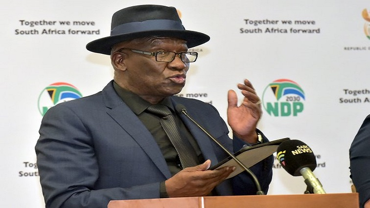 SABC News Minister Cele Twitter Police - Minister Cele urges South Africans to abide by curfew on New Year's Eve