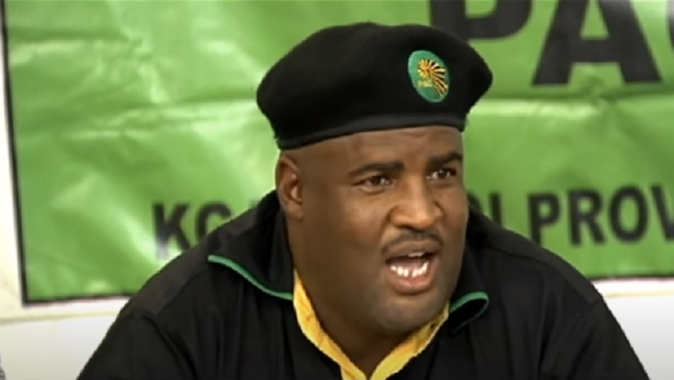 SABC News Mzwanele Nyhotso - PAC's Nyhontso welcomes court decision for his reinstatement in parliament