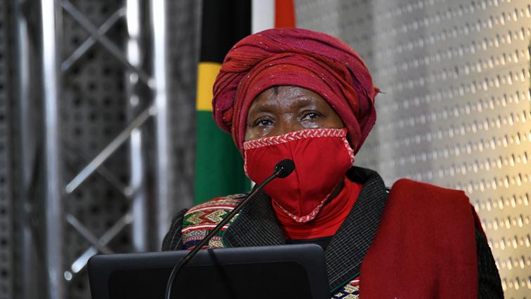 SABC News Nkosazana Dlamini Zuma  - Dlamini-Zuma clarifies adjustments to Level 3 lockdown restrictions