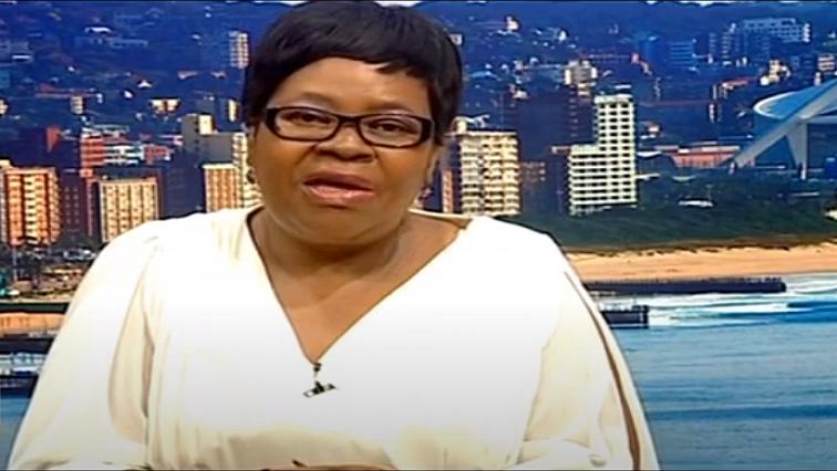 SABC News Nomvuzo Shabalala - Former eThekwini deputy mayor Shabalala passes away