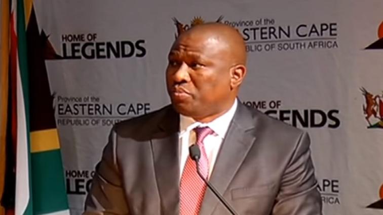 SABC News Oscar - E Cape premier visiting law enforcement agencies