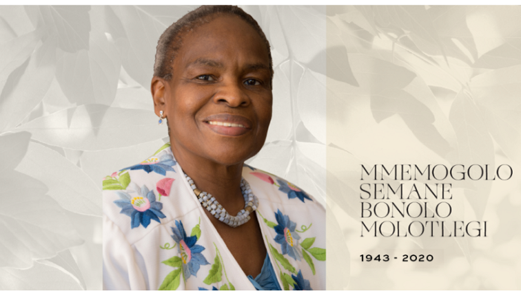 SABC News Royal Queen Molotlegi - Royal Bafokeng Queen Mother Semane Molotlegi to be laid to rest