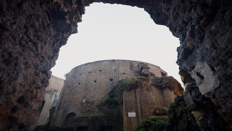 SABC News The mausoleum R - Mausoleum of Rome's first emperor restored and ready to reopen