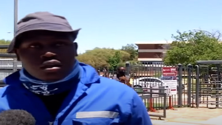 SABC News UFS - UFS students threatened to shut down campus if their demands are not met
