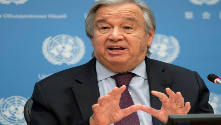 SABC News - Declare states of climate emergency, UN chief tells world leaders
