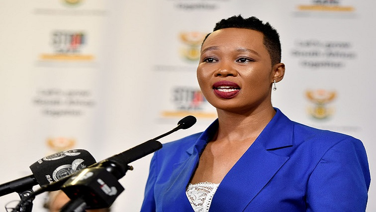 Stella Ndabeni Abrahams GCIS - Ndabeni-Abrahams in talks with stakeholders for new SABC funding model