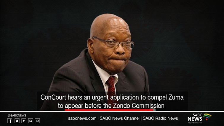 Zuma Concourt SABCNews - LIVE: Constitutional Court hears appeal for Zuma to appear before State Capture Inquiry