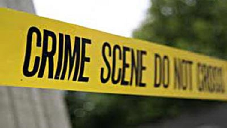 crime scene - Northern Cape couple arrested for killing a man who broke into their home