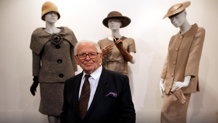 father of fasion - Pierre Cardin, father of fashion branding, dies at 98