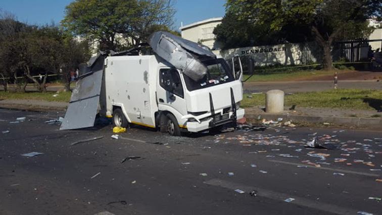 heist twitter @emergancy task 2 1 1 - Gauteng Police Commissioner holds urgent meeting on increase in cash-in transit heists