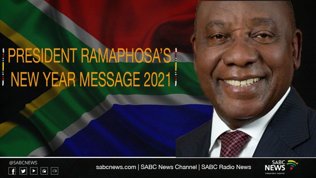 indexNewYearmessage 1024x577 - LIVE: President's New Year Message